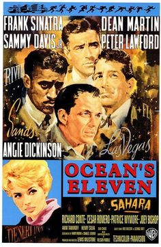 1000 images about the original oceans 11 on pinterest ocean 39 s eleven the rat pack and peter. Black Bedroom Furniture Sets. Home Design Ideas