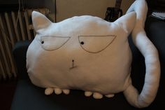pillow kitty ;)
