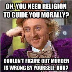Atheist.