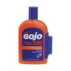 the greatest internet tip find ever for me!  CLEAN YOU GLASS SHOWER DOORS with this....wipe on with your hands & scrub around (you can feel it scrub off those etched in water spots!) then just spray/rinse it off...waa la!  Sparkly Clean!   I searched high & low & used everything know to man prior to this & nothing but gojo orange with pumice got those etching off...PLUS...it is all natural & your hands get a treatment too...baby smooth!