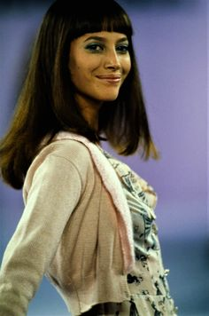 Christy Turlington - Anna Sui Runway Show 1994'