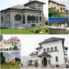 CONACE BOIERESTI - Google Search Romania, Mansions, House Styles, Google Search, Home Decor, Mansion Houses, Room Decor, Villas, Luxury Houses