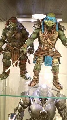 TMNT (teenage mutant ninja turtles) - Page 285