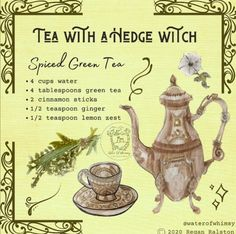 Witch Spell Book, Witchcraft Spell Books, Green Witchcraft, Wiccan Spells, Magick, Grimoire Book, Witch Herbs, Witchcraft For Beginners, Eclectic Witch