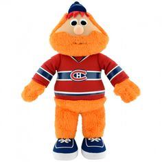 Bleacher Creatures Montreal Canadiens Youppi Plush Figure- A Mascot for Play or Display – Toys And Games : Bleacher Creatures Montreal Canadiens Youppi Plush Figure- A Mascot for Play or Display New Kids Toys, New Toys, Montreal Canadiens, Hockey, Sports Merchandise, Nhl Players, Of Montreal, Fan Gear, Toy Store