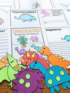 Dinosaur research an
