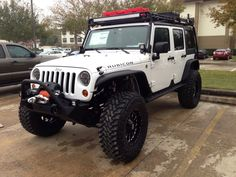 Front View of Texas JK Jeep Wranglers, Jeep 4x4, Jeeps, Cars And Motorcycles, Offroad, Monster Trucks, Off Road, Jeep Wrangler, Jeep