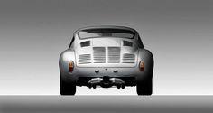 STORMWHEELS: 1961 - PORSCHE Type 356B Carrera GTL 1600 ABARTH Coupè