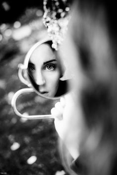 classic mirror reflections photography - Google Search