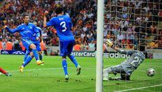 Cristiano Ronaldo y sus siete goles en la Champions League. #depor