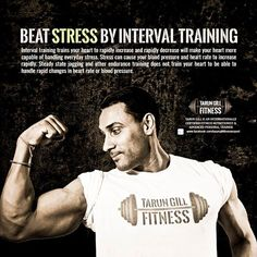 Did you know that high intensity training can actually reduce your stress levels by 70%. Not the regular training but high intensity High intensity means you are performing all your exercises non-stop with minimal resting intervals. #Intervaltraining #intensexercise #fitnessexpert