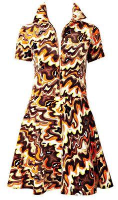 Dress    Emilio Pucci, 1960s