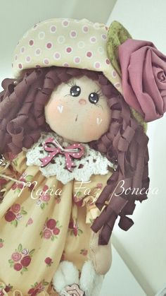 ❤ Julia ❤ by Maria Faz Boneca