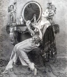 a mis queridas mujeres: Maquillaje años 20