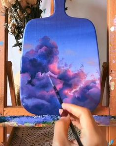 😍 Great art by ID: QUHUABA (Döuyin App) Canvas Painting Tutorials, Art Diy, Acrylic Art, Acrylic Paintings, Inspiration Art, Artist Painting, Art Painting Tools, Pour Painting, Art Drawings