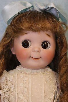 Antique dolls Old Dolls, Antique Dolls, Vintage Dolls, Doll Toys, Baby Dolls, Real Doll, China Dolls, Kewpie, Retro Toys