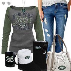 New York Jets Fashion - Cozy Jets Sunday