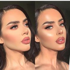 Makeup Looks Jaclyn Hill Palette Natural 51 Ideas para 2019 Source Matte Makeup, Glowy Makeup, Mua Makeup, Makeup Geek, Makeup Brushes, Eyeshadow Makeup, Makeup Cosmetics, Makeup Tips, Makeup Looks