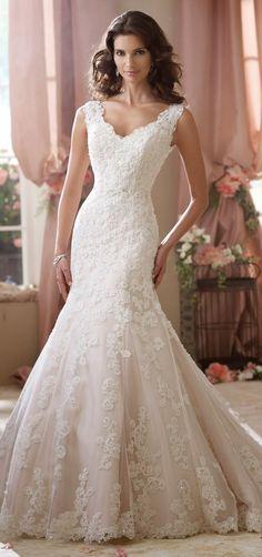 David Tutera for Mon Cheri Spring 2014 Bridal Collection