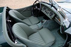 Jaguar XK140....my next car (in my next life)