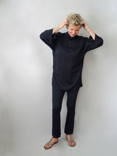 edel und l ssig leder und seide women2style women 39 s fashion pinterest leder. Black Bedroom Furniture Sets. Home Design Ideas