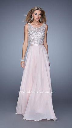 La Femme Prom 21322   Gigi Prom dresses  London   Beautiful Dresses   UK