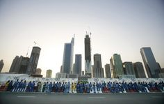 What can architects do about workers' rights in the Gulf?