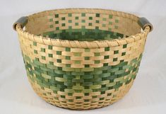BASKET PATTERN MInnie Gathering Basket (inspired by Minecraft computer game) by Bright Expectations