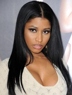 Natural Black Silky Straight Middle Part Malaysian Virgin Hair Full Lace Wig