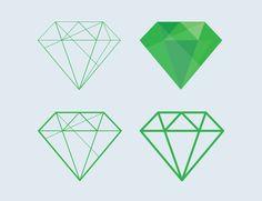 Emerald_linework
