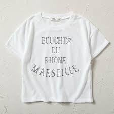 「フレンチ 大人Tシャツ 」の画像検索結果