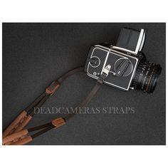 XL Full leather Strap - Deadcameras