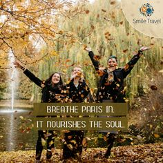 Paris enchants with its beauty and grace. For family or corporate group tours to this European city, contact Smile Travels on 011-40000500
