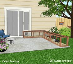 The CAT TUNNEL DIY Catio Plan by Catio Spaces provides a safe and stimulating adventure for your cat to enjoy fresh air and the enrichment of the outdoors Cat Cages Indoor, Cat Safe Plants, Pet Barrier, Outdoor Cat Enclosure, Outdoor Cats, Outdoor Cat Cage, Cat House Diy, Cat Run, Cat Hacks