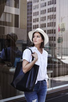 Los Angeles street style, Madwell Hat