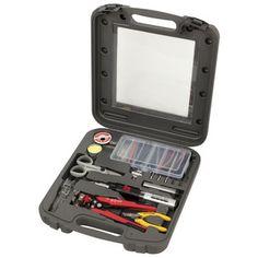 Pro Soldering Gas Kit with Wire Strippers/Cutters/Heatshrink