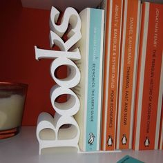 Bookstand by rus http://thingiverse.com/thing:471969