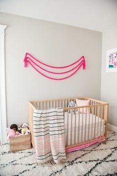 Pretty Pink Nursery