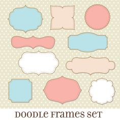 doodle frame, frames and borders, clipart frames, commercial use, cu4cu, digital scrapbooking, digiscrap, ATC, vintage stamps, vintage digital stamps, digital collage, custom shapes, art vector,  graphics, vector art,art borders, free borders for art, free clip border, border clipart, clip art border, brush, frame,  border, frames clipart,