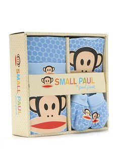 4-Piece Baby Gift Set | Paul Frank Official Store