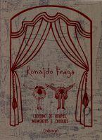 Ronaldo Fraga: caderno de roupas, memórias e croquis - Editora Cobogó