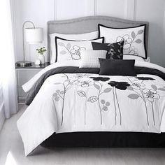 Riverbrook Home 'Cory' 8-Piece Comforter Set - 1