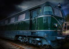 ÖBB Vintage Locomotive