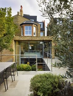Kitchen Architecture - Home - Double height glazed extension