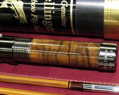 Genuine Bellinger Bamboo Fly Rods :: Bellinger Classic Bamboo Fly Rod - Genuine Bellinger Reel Seats, Bamboo Rods and Rod-Making Equipment