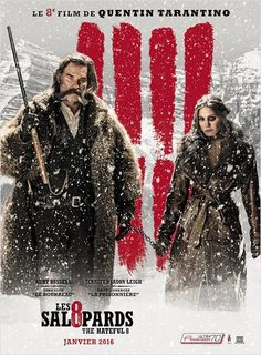 The Hateful 8 (2016) by Quentin Tarantino