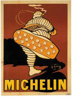 La historia de Bibendum, el muñeco de Michelin