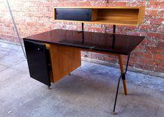 Greta Grossman Desk w/ top