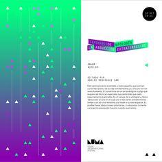 LUMA - Glam International Festival 2 by Helou Studio , via Behance