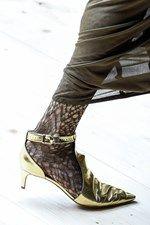 Celine's Shape-Shifting Accessories PFW 2017 : Harper's BAZAAR